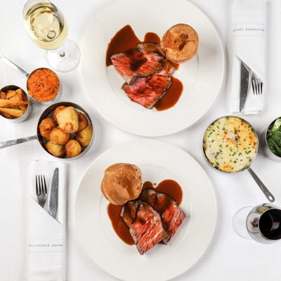 Best Sunday Roast in Manchester - Brasserie ABode
