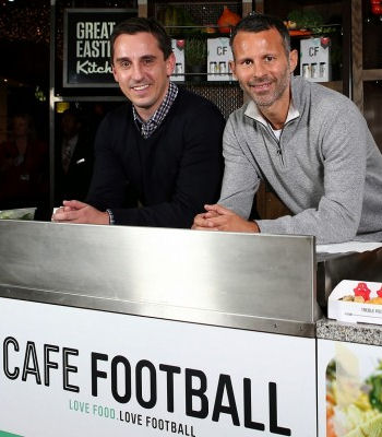 Manchester Restaurant Guide - Cafe Football National Football Museum
