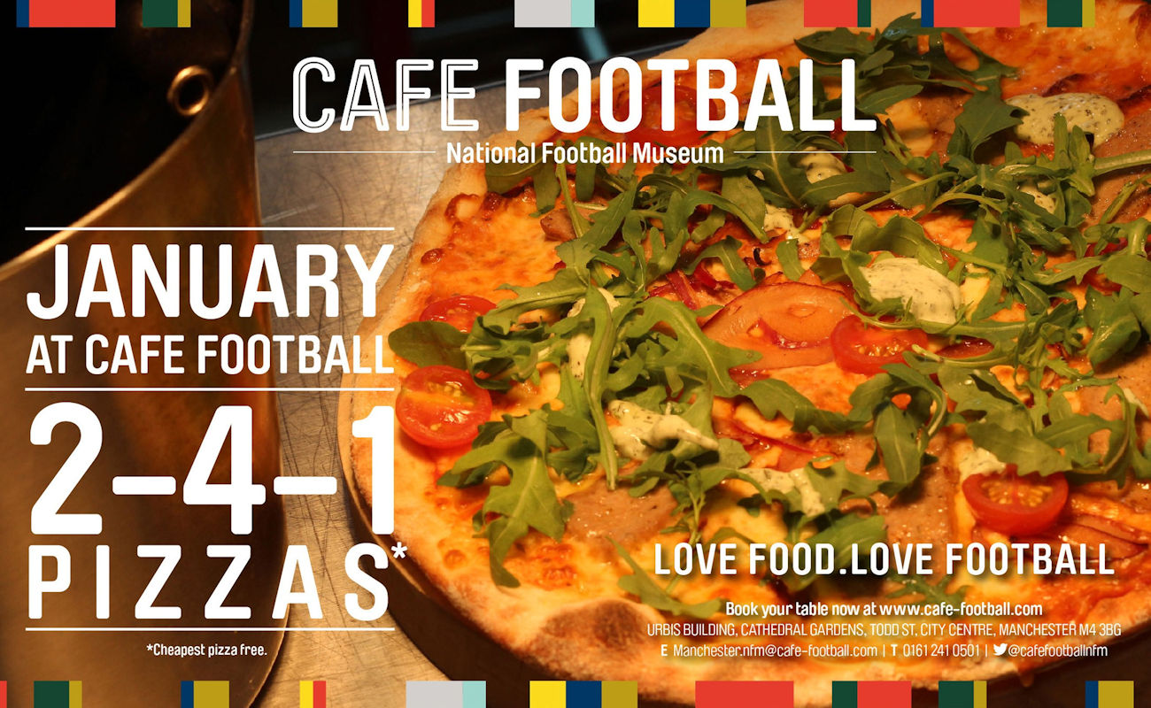 Cafe Football National Football Museum