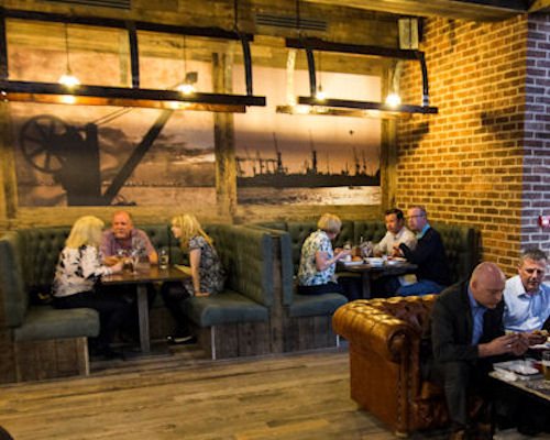 Manchester Bar Offers ~ Dockyard Manchester