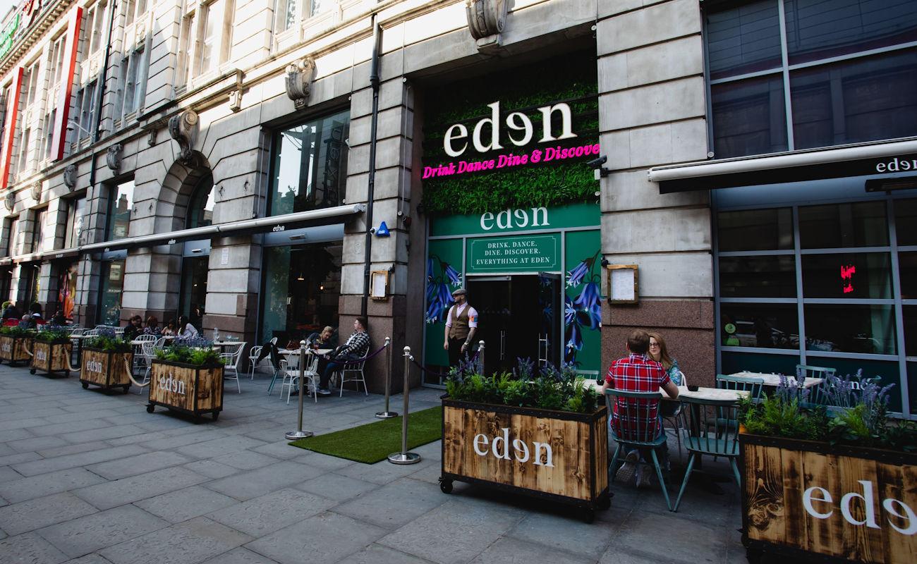 Eden Manchester