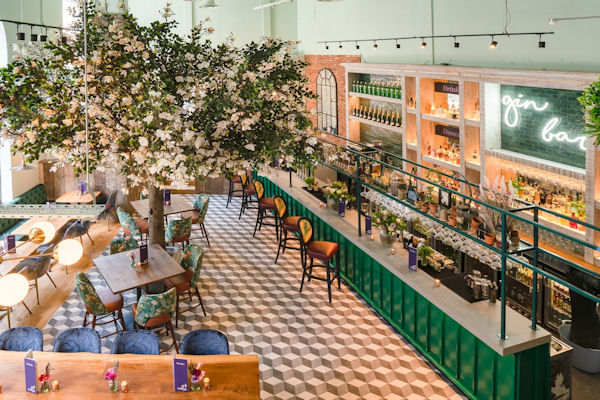 Restaurants in Manchester~ Eden Manchester