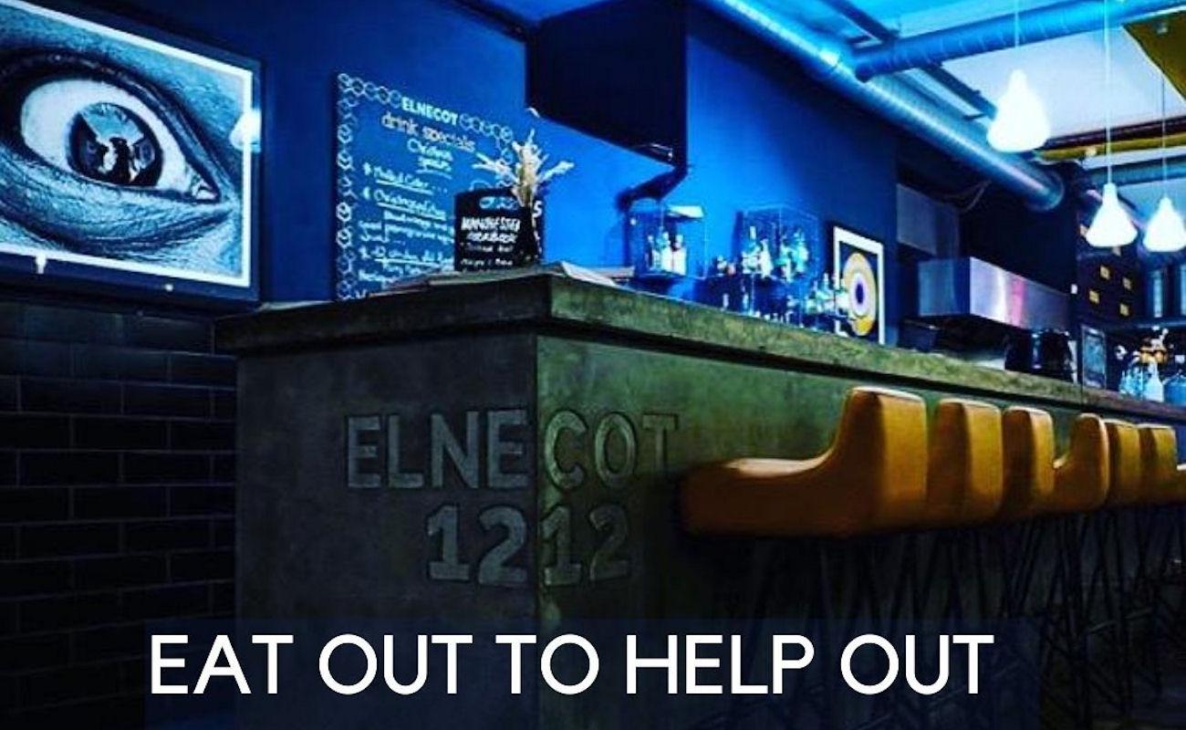 Manchester restaurants - Elnecot Manchester