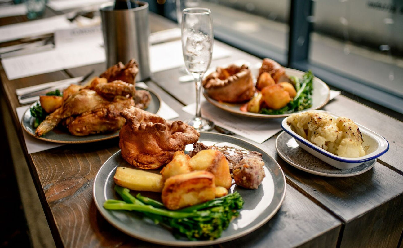 Sunday Lunch in Manchester ~ Elnecot Ancoats