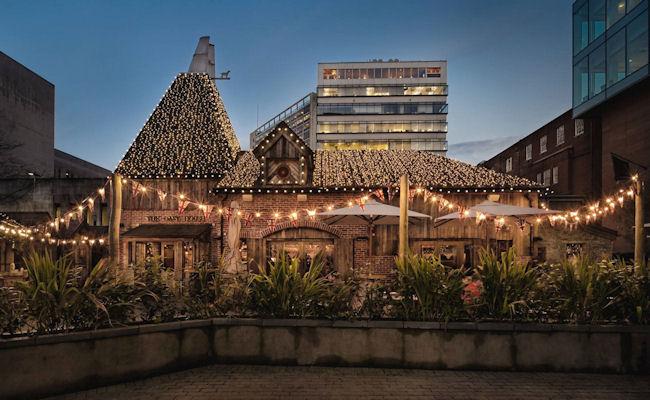 Manchester Restaurants ~ The Oast House Manchester