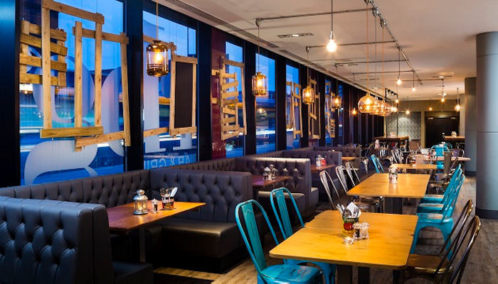Northern Quarter Restaurants - RBG Bar & Grill