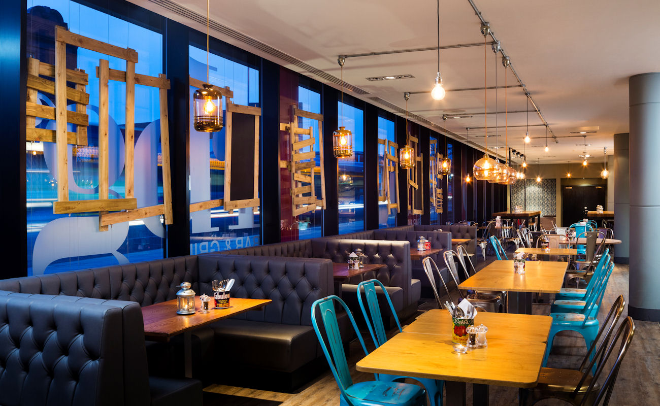 RBG Bar & Grill - Manchester