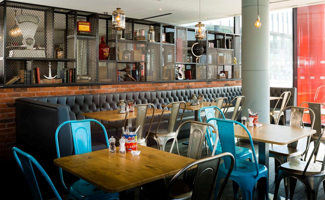 Restaurants near Manchester Arena - RBG Manchester