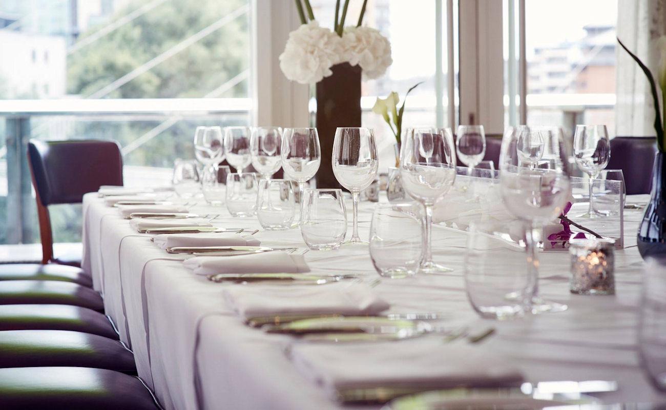 River Restaurant & Bar ~ The Lowry Hotel