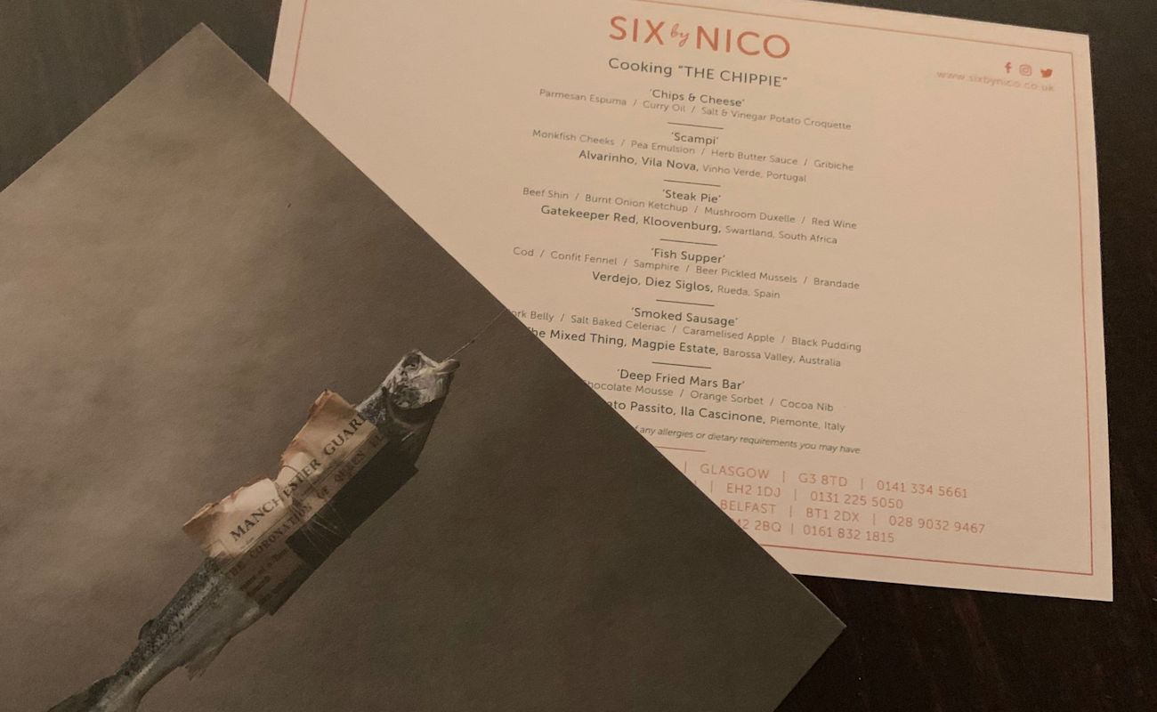 Six By Nico - The Chippie