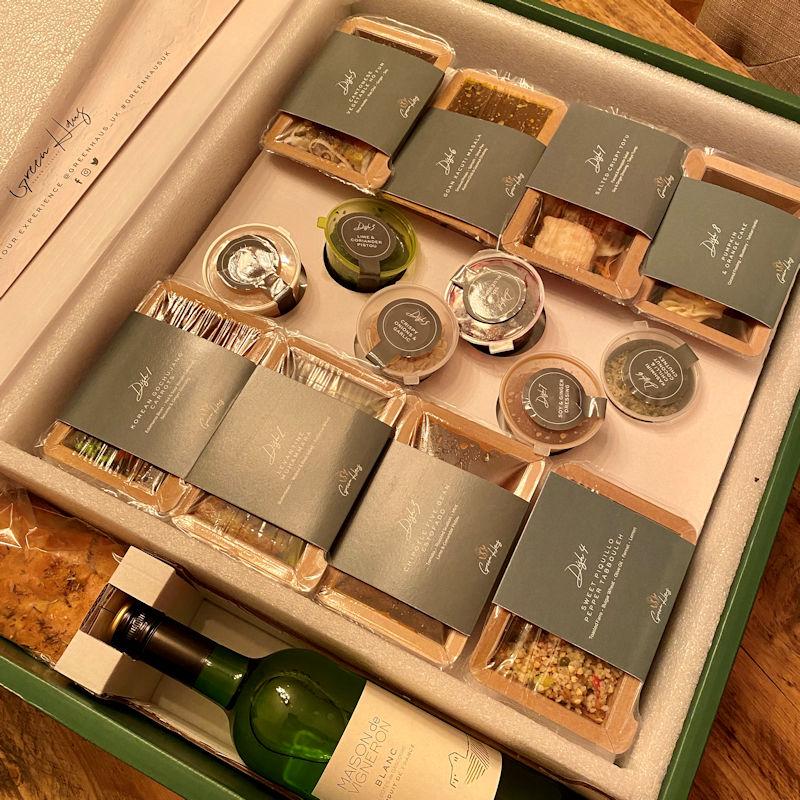 Home X - Green Haus Menu Box