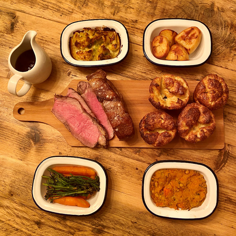 Home X - Roast By The Loveable Rogue Box