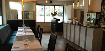 Top  Private Dining Rooms Manchester - 63 Degrees Manchester