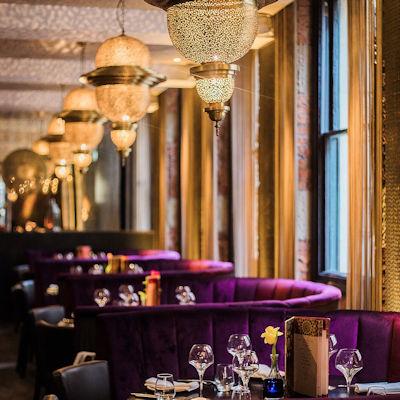 Restaurants Manchester ~ Asha's