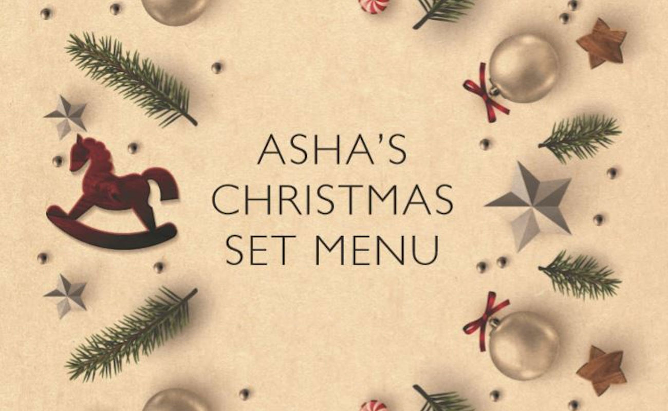 Asha's  Restaurant Manchester