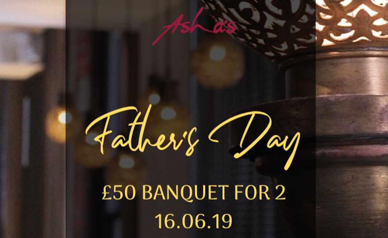 Father's Day in Manchester Restaurants