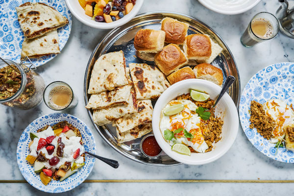 Best breakfasts Manchester - Dishoom Manchester