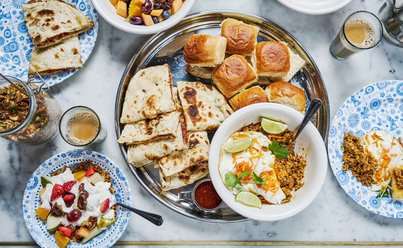 Manchester restaurants - Dishoom Manchester