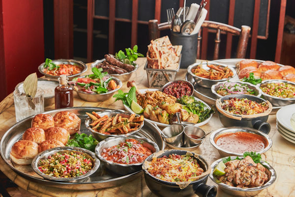 Christmas 2021 Offers Restaurants in Manchester ~ Dishoom Manchester
