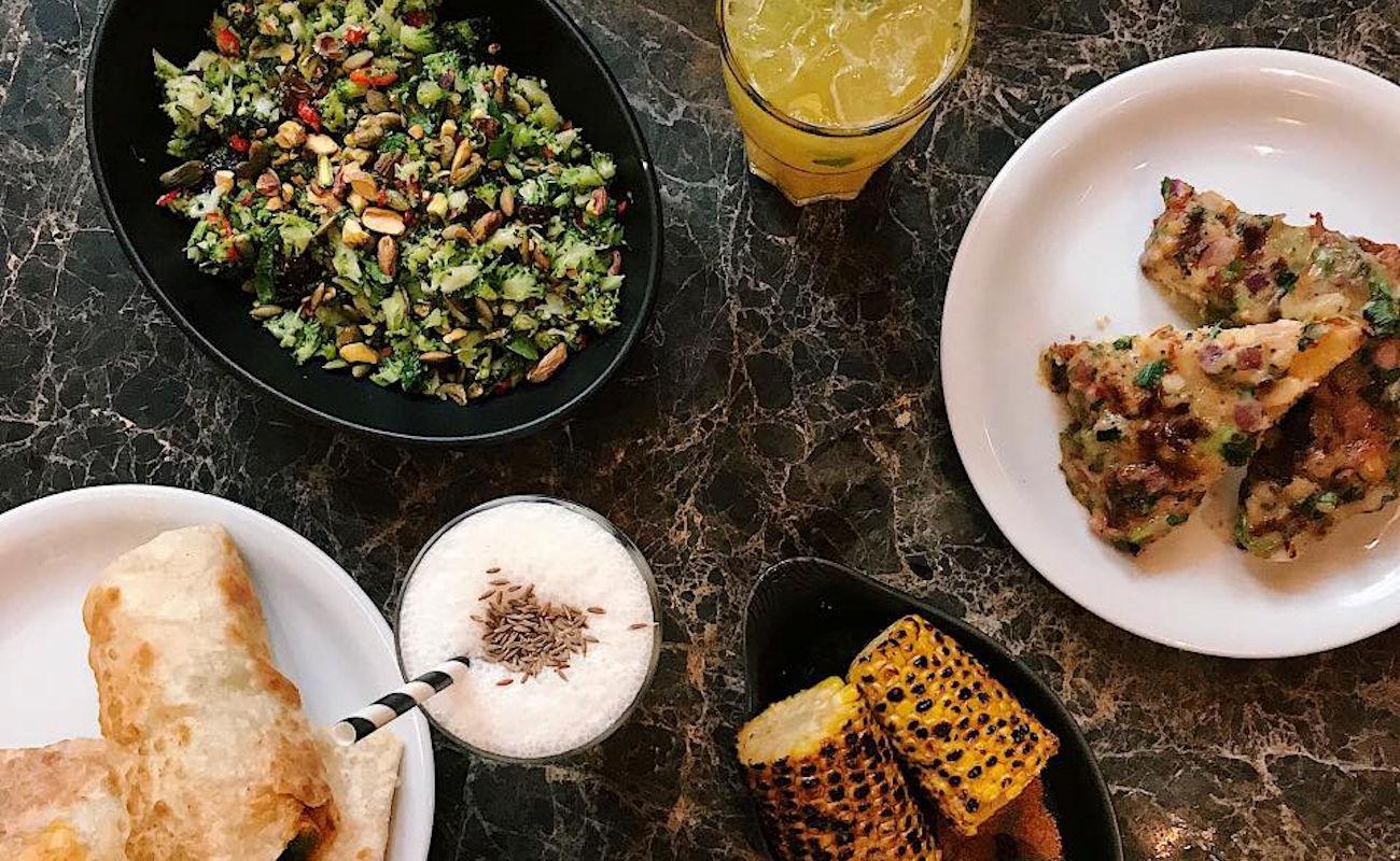 Healthy restaurants Manchester