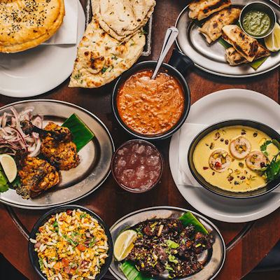 Best Halal Manchester restaurants - Dishoom Manchester