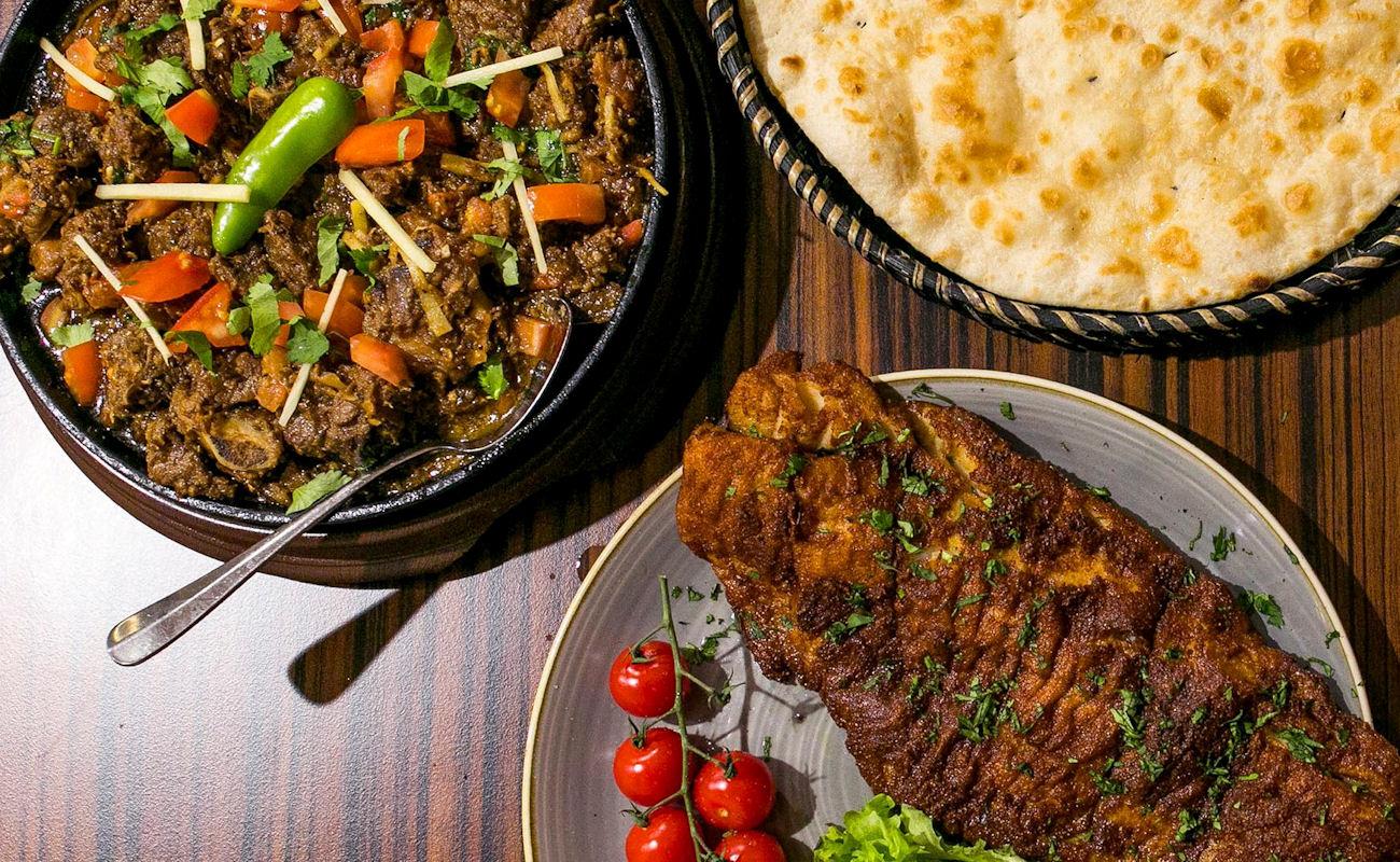 Kashmir 1887 -  Restaurant Manchester