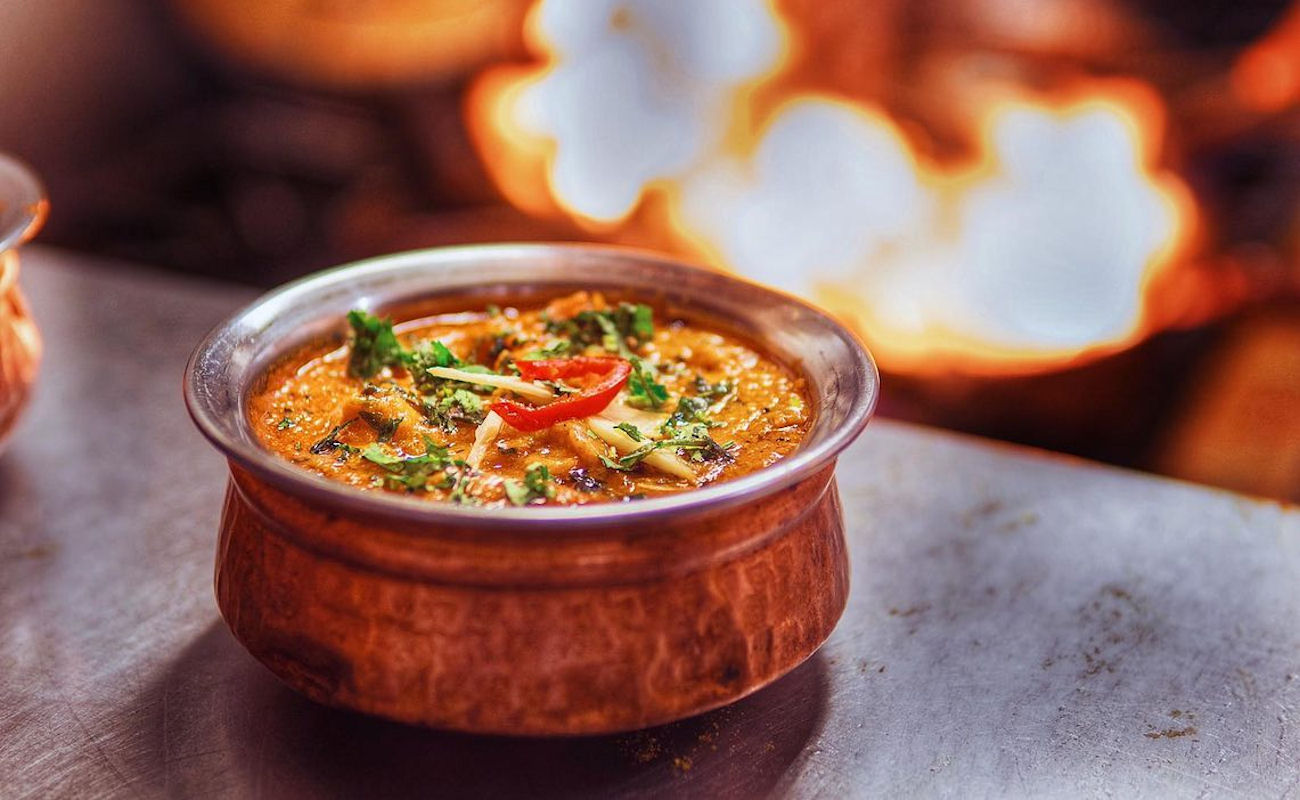 Manchester restaurants - Mughli Rusholme