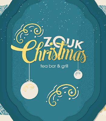 Christmas 2021 Offers Restaurants in Manchester - Zouk Manchester