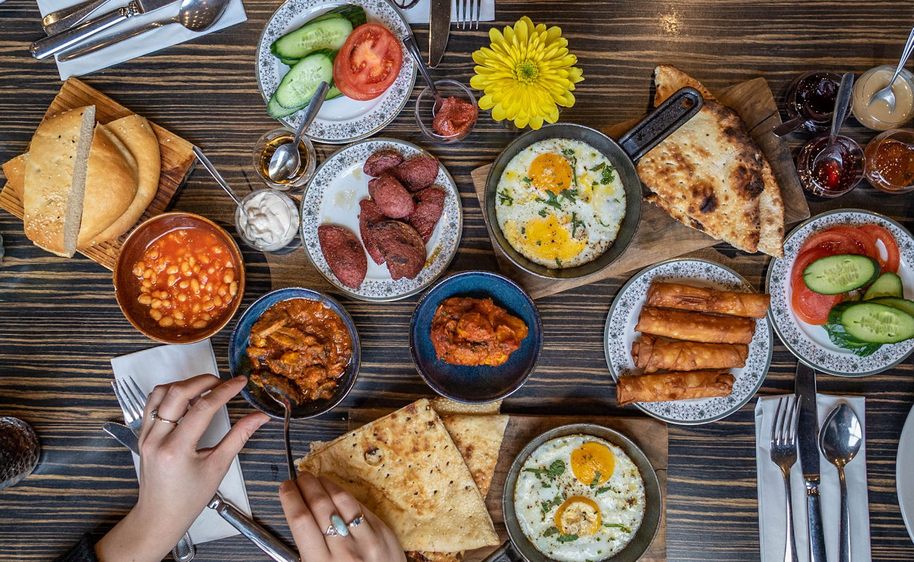 Breakfast & Brunch at restaurants in Manchester ~ Zouk Manchester