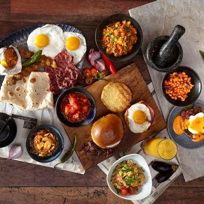 Best Indian restaurants Manchester ~ Zouk Manchester