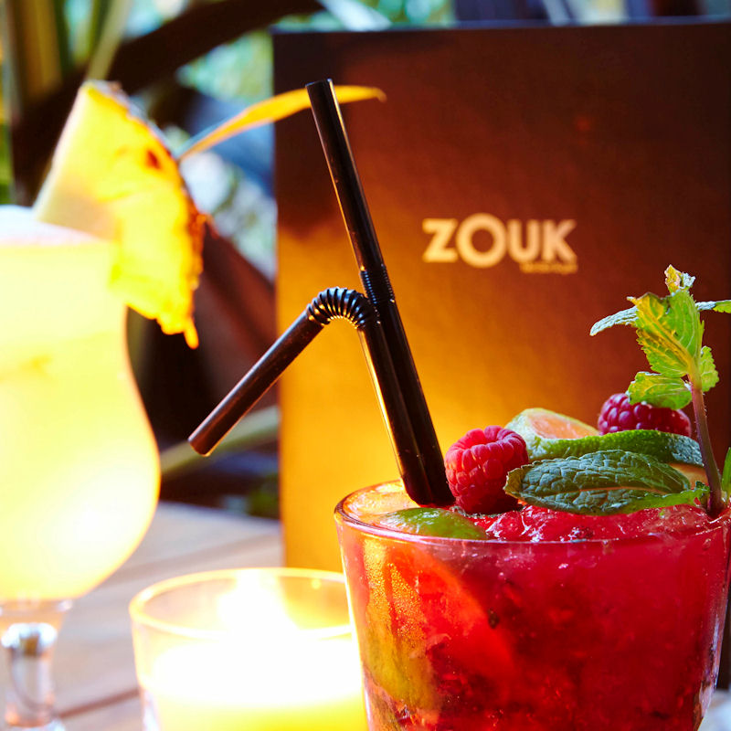 Zouk Tea Bar & Grill Manchester
