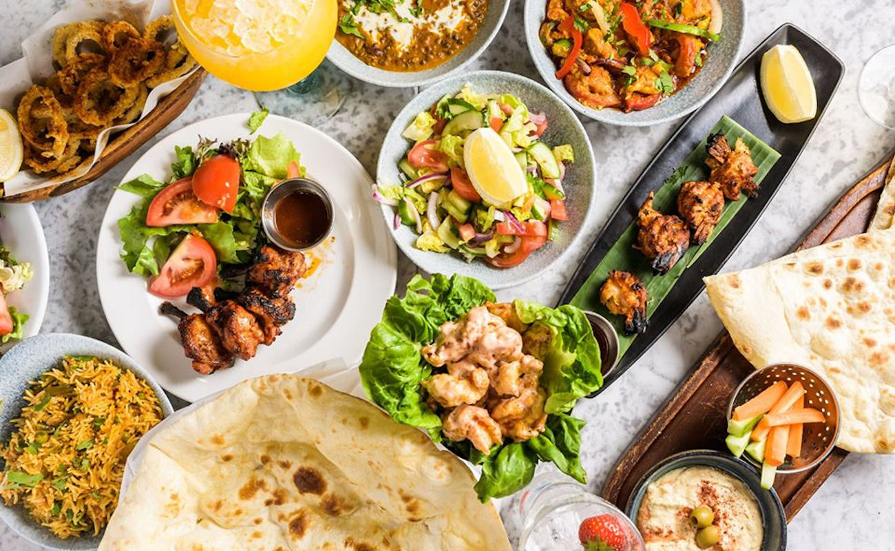 Halal restaurants in Manchester