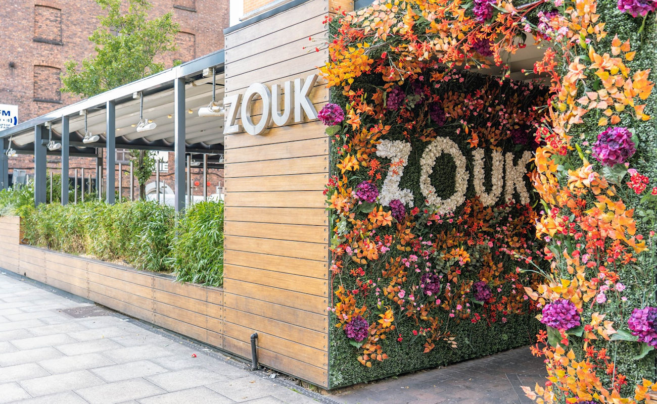 Mother's Day Manchester Offers ~ Zouk