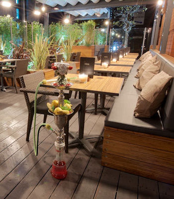 Restaurants in Manchester with Alfresco Dining ~ Zouk Manchester