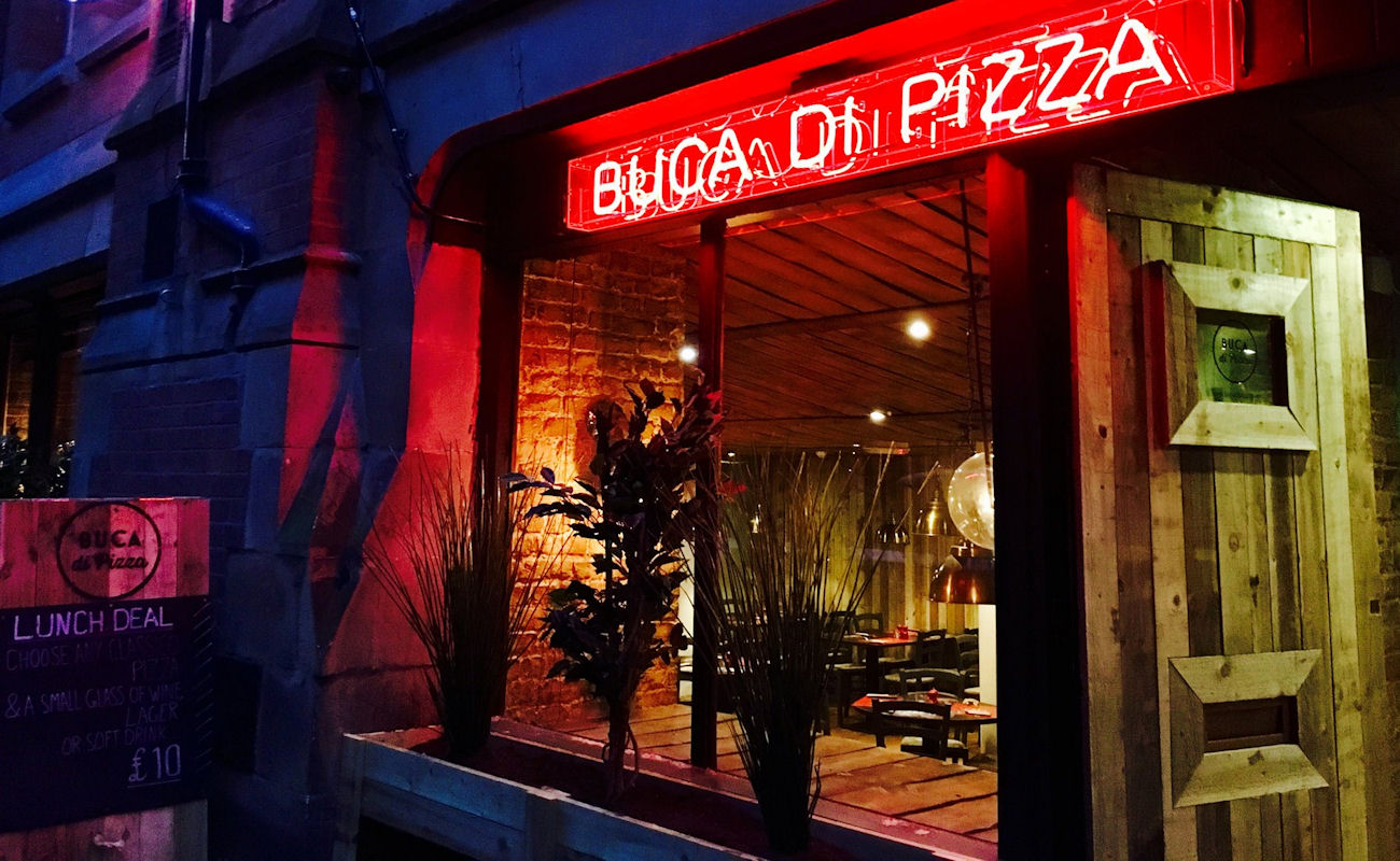 Buca Di Pizza Manchester Reviews And Information