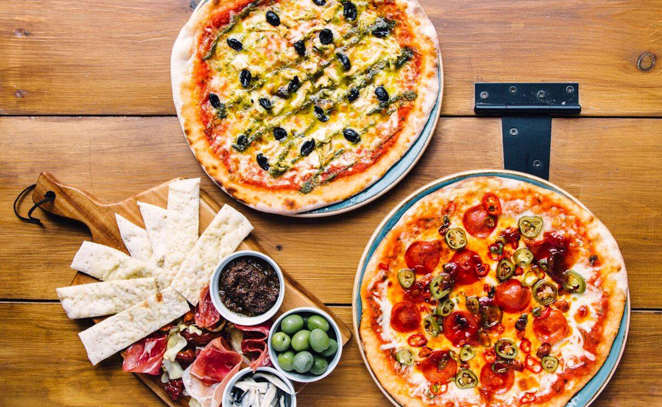 Buca Di Pizza Manchester