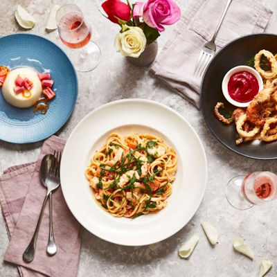 Valentine's Day Offers Restaurants of Manchester -  Carluccio's Spinningfields