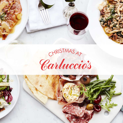 Restaurants Of Manchester ~ Carluccio's Spinningfields