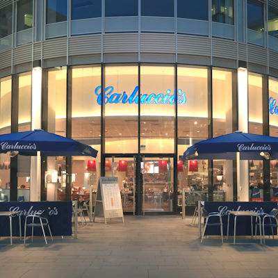 Christmas 2019 Offers Restaurants in Manchester ~ Carluccio's Spinningfields