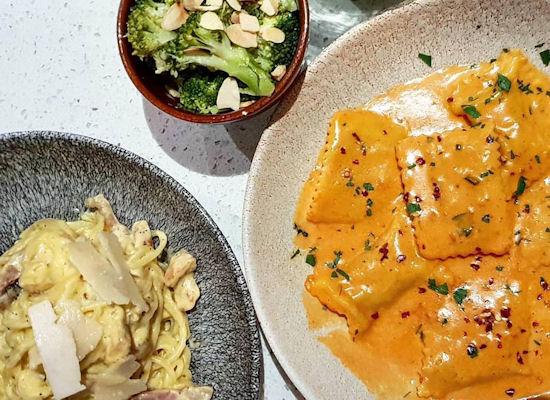 Italian restaurants Bridgewater Hall Manchester ~ Cibo