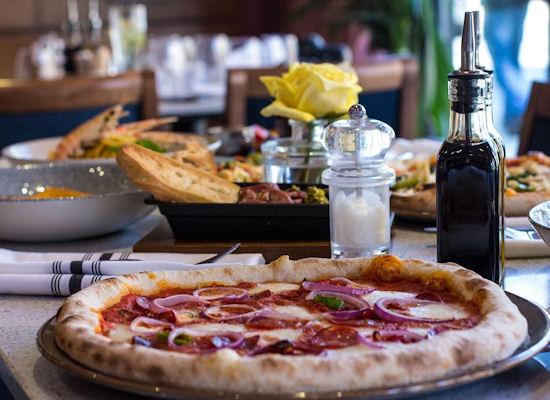 Pizza restaurants Manchester ~ Cibo