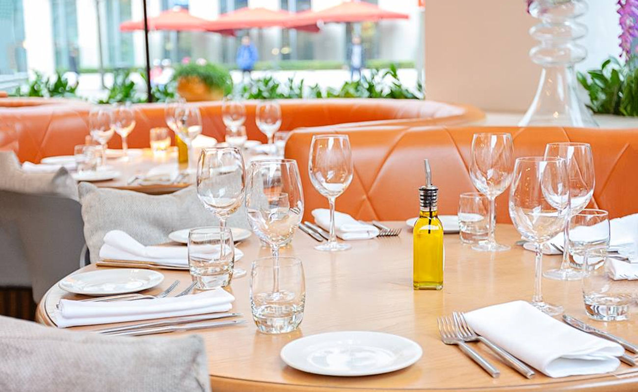 Restaurants near the Bridgewater Hall Manchester ~ Don Giovanni Manchester