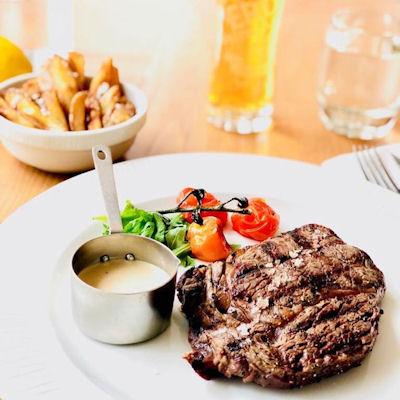 Best Steak restaurants Manchester ~ Don Giovanni