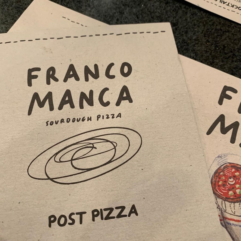 Franco Manca - Preview September 2019