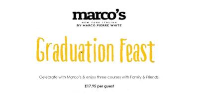 Graduation 2018 ~ Marco's New York Italian