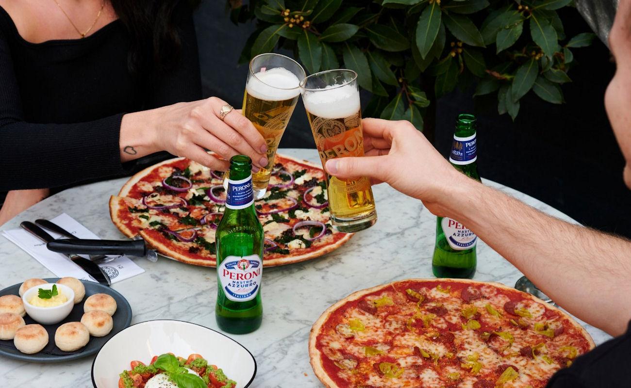 Pizza Express Manchester