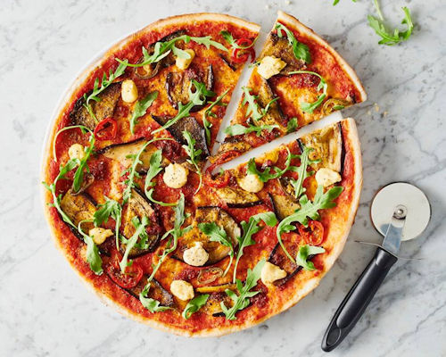 Vegan restaurants near Palace Theatre Manchester ~ Pizza Express Oxford Street