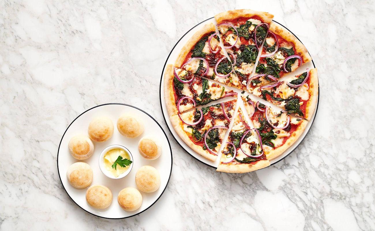 Vegetarian Restaurants in Manchester - Pizza Express Manchester