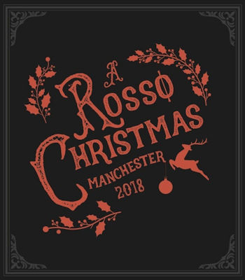 Christmas 2018 Offers Restaurants in Manchester - Rosso