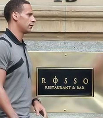 Best Restaurants near Manchester Opera House - Rosso Manchester